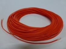 "A&M WF6F Pro Serie ""Red"" 1 x exposed loop100 Ft"